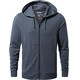 Craghoppers NosiLife Tilpa Hoodie Jacket Men Ombre Blue